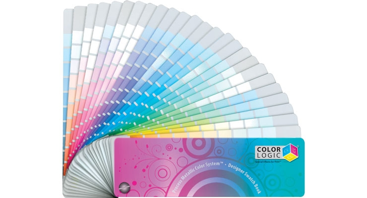 Color-Logic gives label printers a license to produce their own swatchbooks.