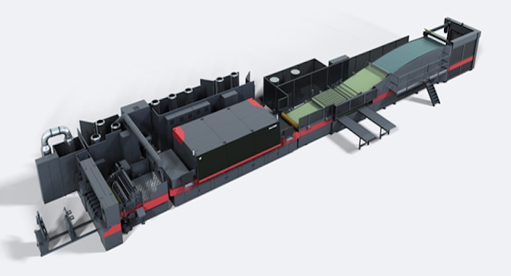 Alliance Packaging Adds Direct-to-Corrugated EFI Nozomi Ultra-High-Speed Inkjet Printing