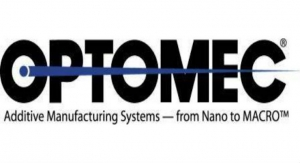 Optomec Showcases Industry First Hybrid Atmosphere Controlled System for 3D Printed Metals