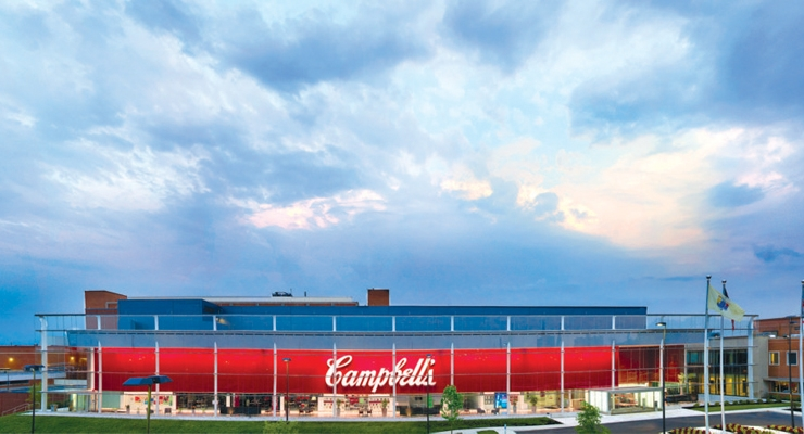 Campbell Rolls Out Strategic Reorganization