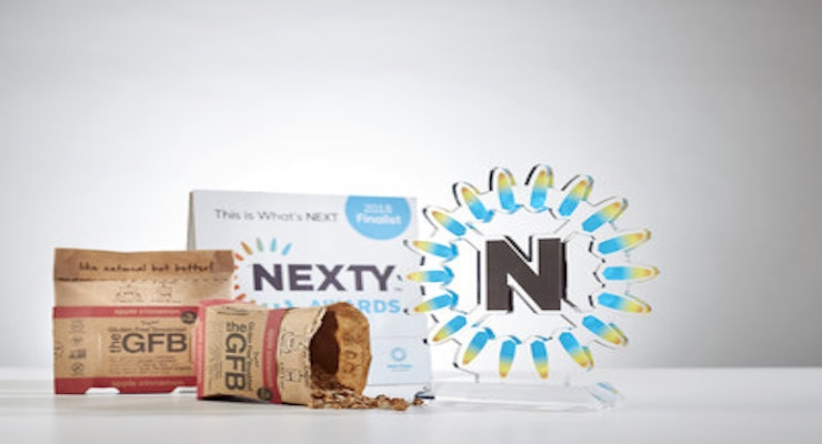 The Gluten Free Bar in Graphic Packaging