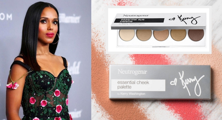 Neutrogena Launches Kerry Washington Collection at Ulta Beauty