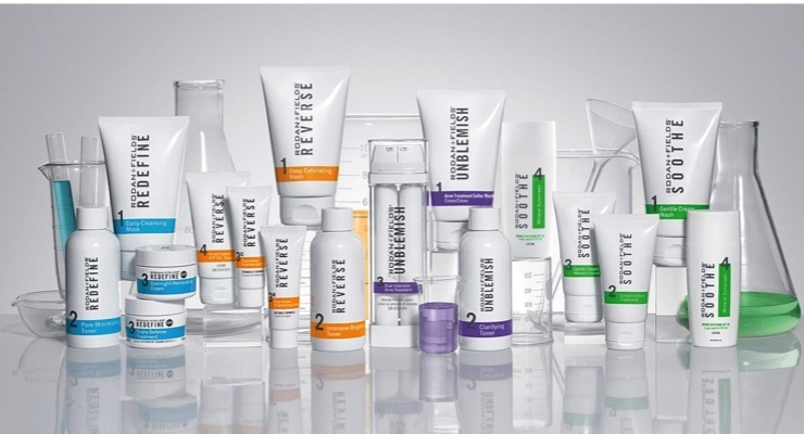 Euromonitor Ranks Rodan + Fields No.1 in the U.S. and NA