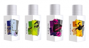 Kierin NYC Debuts Fragrances in Colorful Bottles
