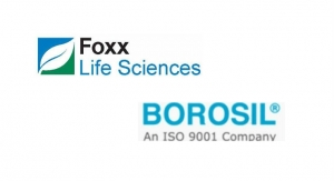 Foxx Life Sciences and Borosil Glass Works Announce North American Partnership