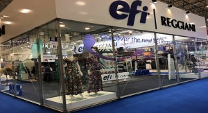 EFI Debuts EFI Reggiani COLORS Digital Press