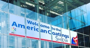 American Coatings Show Recap