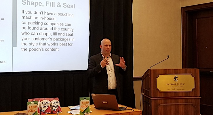 Tom Hauenstein details the digital advantages to flexible package printing.