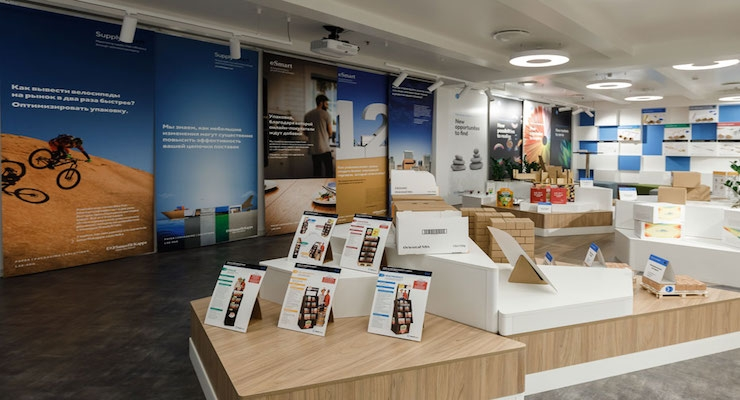 Smurfit Kappa Opens Latest Experience Center in Russia