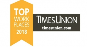 Polyset Wins Albany Times Union 2018 Top Workplaces Award
