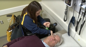 Specialized Examination Device Created for Doctors with Limited Mobility