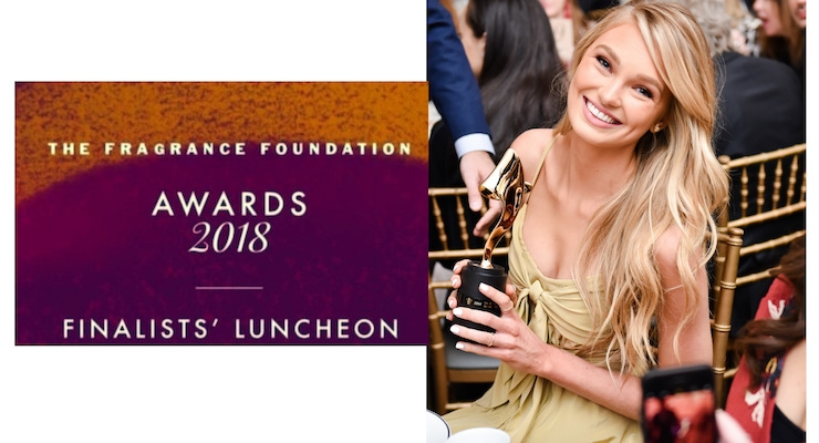 The Fragrance Foundation Awards 2018: Top 5 Finalists & 1st Round of Winners