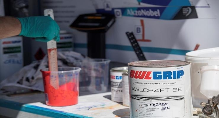 AkzoNobel Brings Awlgrip Yacht Coatings Range to Brazilian Customers