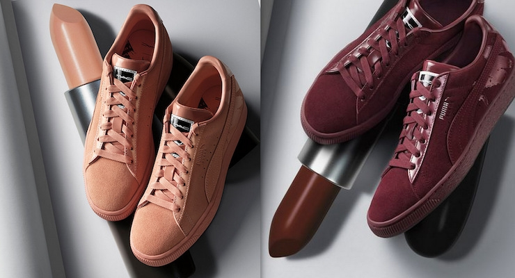 MAC Partners with Puma -- So Sneakers Now Match Lipstick