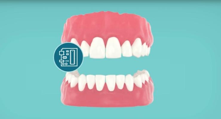 Wisdom Tooth: Electronic Sensor Checks Saliva to Screen for Disease