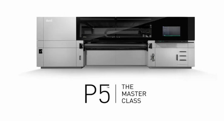 Probo Invests in Four Durst P5 Systems