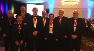 Joseph Cichon of INX  Receives NAPIM's Prestigious Ault Award