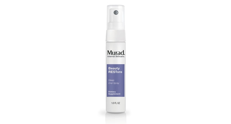 Get some beauty sleep with Murad's new spray.