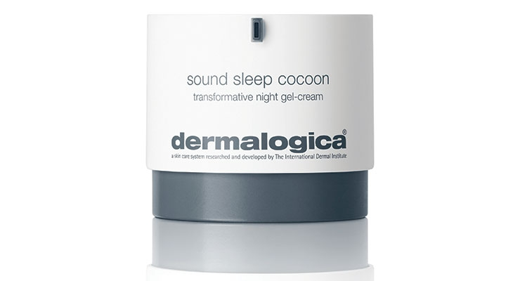 Dermalogica's new overnight skin  treatment delivers skin benefits and helps promotes sleep with aromatherapy.