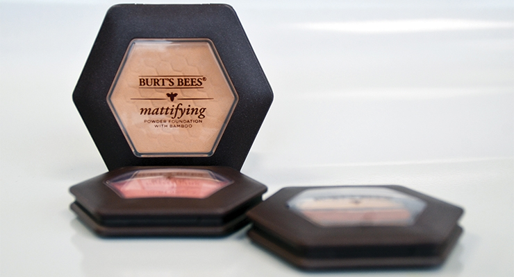 Nate Packaging produced these compacts for Burt's Bees. The compacts are 100% PP and can be recycled into the PP resin recycle stream.