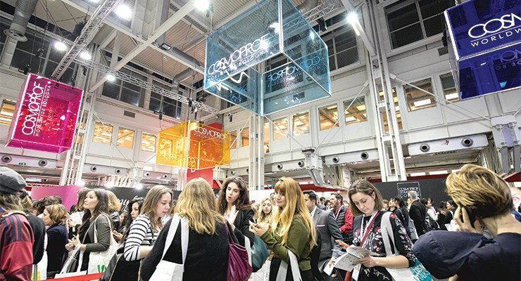 Cosmoprof Bologna's 51st edition attracted 250,000 attendees and 2,822 exhibitors from 70 countries.