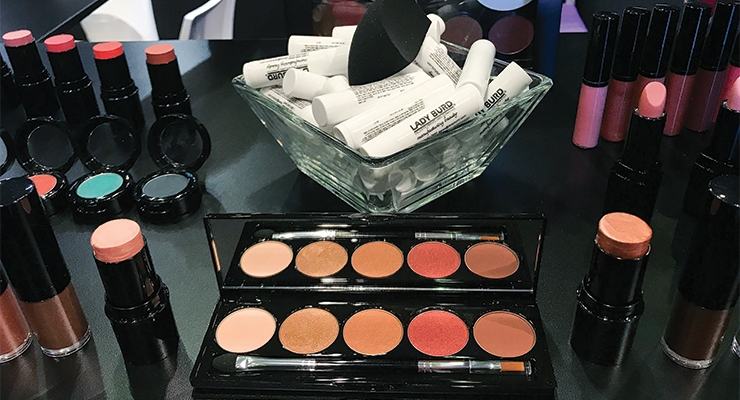 MakeUp in Los Angeles Reports Record Numbers