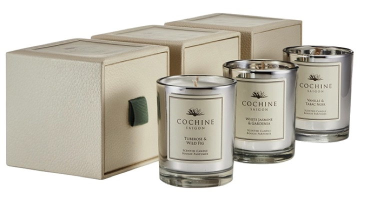 New Travel Candles by Cochine Saigon