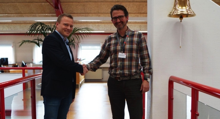 Primoreels Buys New Nilpeter FA Flexo Press