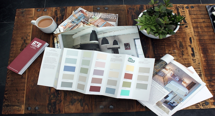 HMG Paints Launches Decorative Coatings Range