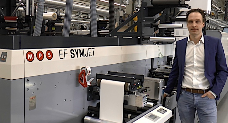 EDNN installs first MPS EF SymJet hybrid press in the Netherlands