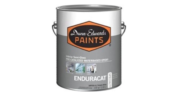Dunn-Edwards Paints Introduces ENDURACAT
