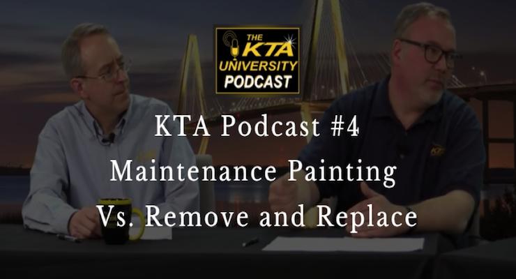 KTA-Tator, Inc. Releases Fourth KTA University Podcast