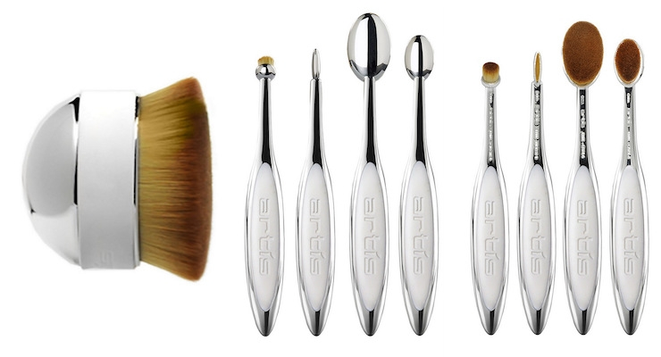 Artis Next Gen Brushes Are Made with a Metal Alloy From Luxury Cars