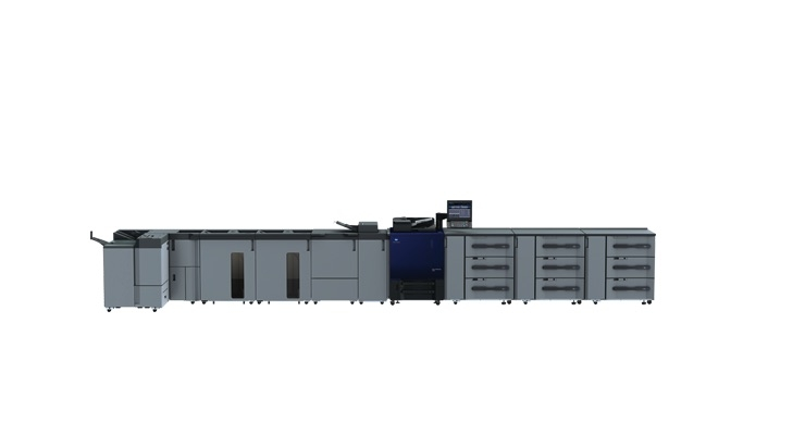 Konica Minolta Launches Latest Generation of AccurioPress