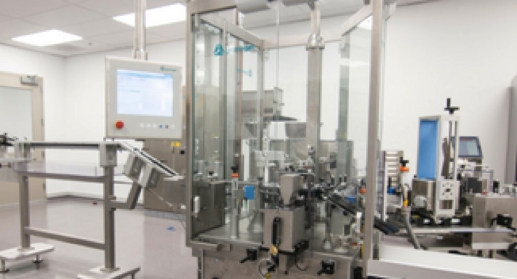 Sharp Invests $11m in Injectable and Cold Chain Capabilities