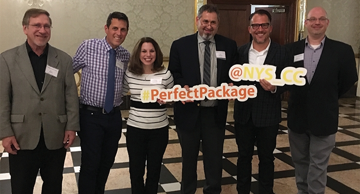 NYSCC Hosts 'Packaging and Your Products' Program
