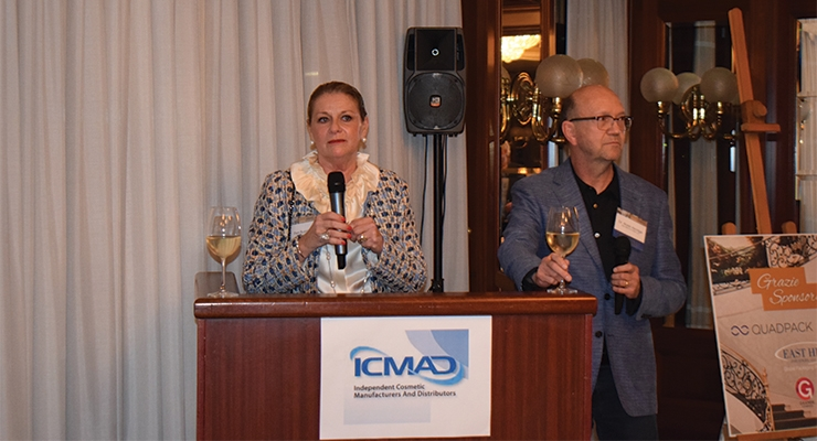 ICMAD Holds Reception in Bologna