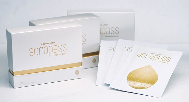 K-Beauty Brand Acropass Introduces 'Ageless Lifter' in U.S.