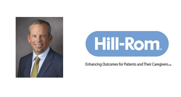 Hill-Rom Appoints New President and CEO