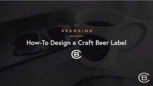 Branding: How to design a craft beer label in Adobe Illustrator