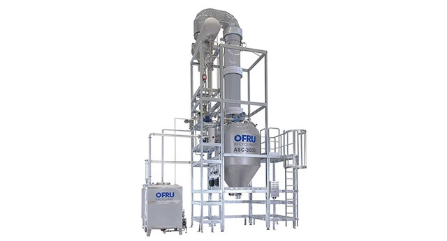 OFRU Recycling Launches ASC-3000