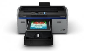 Epson Now Shipping Next-Generation SureColor F2100 Direct-to-Garment Printer