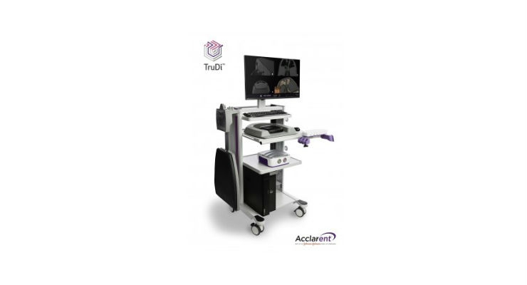 Acclarent Lanches 3D Navigation System Designed to Transform ENT Procedures