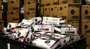 U by Kotex Sponsors Program for Alliance for Period Supplies