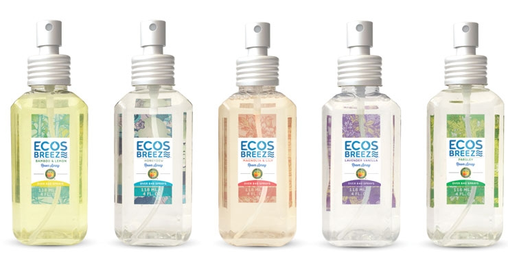 Room Sprays New at  Earth Friendly Products