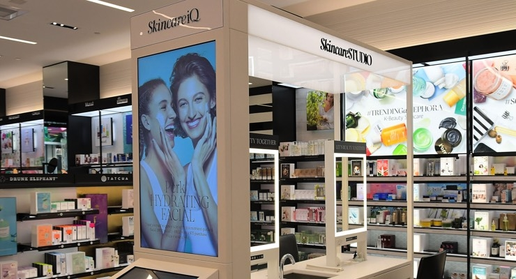 Sephora Adds First Spa-Grade Facial to In-Store Services