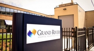 Grand River Continues to Expand Sterile Injectable Capabilities