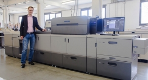 Heidelberg Presents New Versafire EP High-performance Digital Printing System