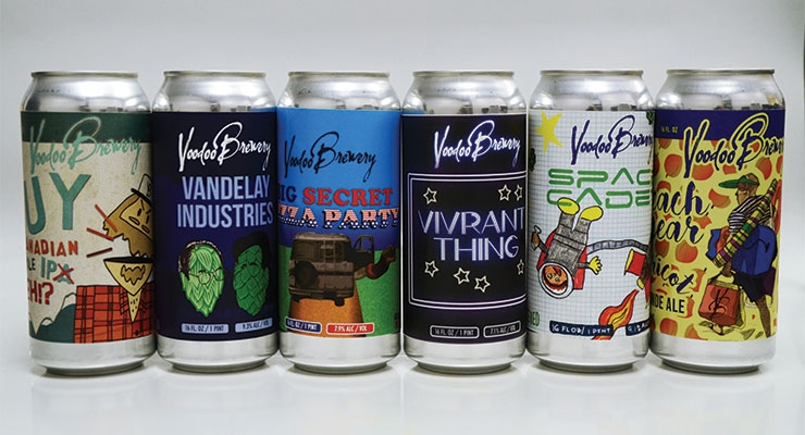 Craft Beer Packaging:  Sometimes It's Not Just What's Inside That Counts