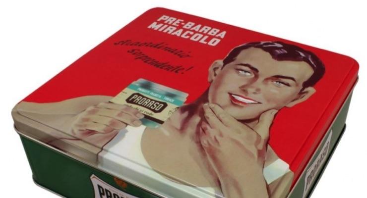 Proraso Chooses Premium Metal Packaging from Crown